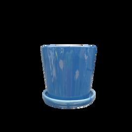 NR210OB Florist Pot and Saucer