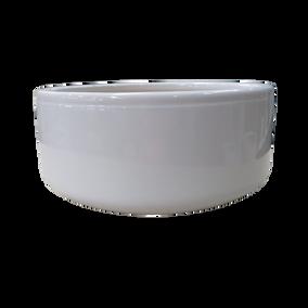 J1652WH3 Raglan Bowl White