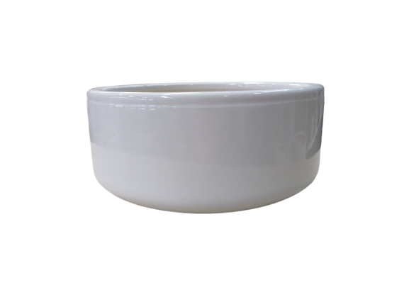 J1652WH3 Raglan Bowl White