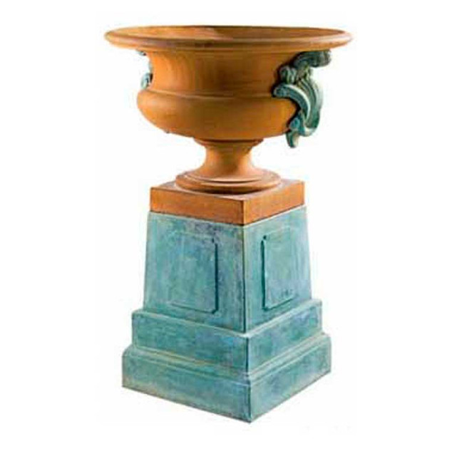 P6213 Avignon Urn & Plinth Set
