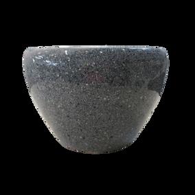 JAP01GD Cara Planter Grey Dot