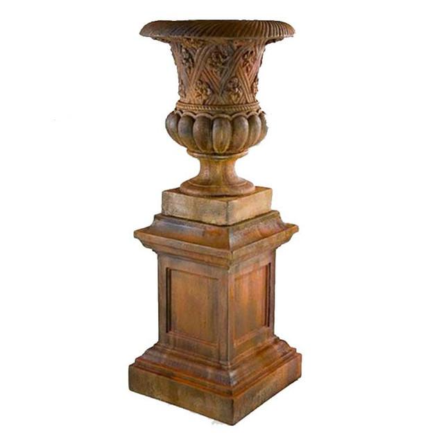 P6274A Marseilles Urn & Plinth