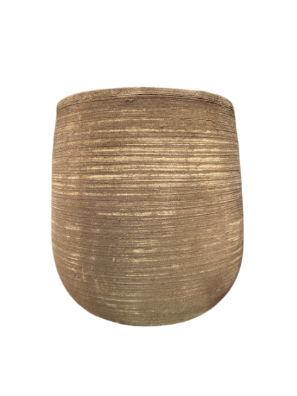 RL4737 Palm Pot Sand Scratch
