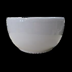 J105WH3 Tasman Bowl White