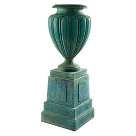 P6209 Medici Urn & Plinth