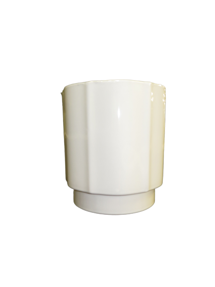 J1710WH3 Cholo Planter White