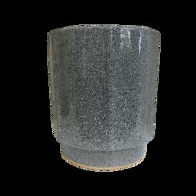 J1710GS3 Cholo Planter Grey Speckle