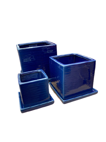 NS64NB Small Cube and Saucer