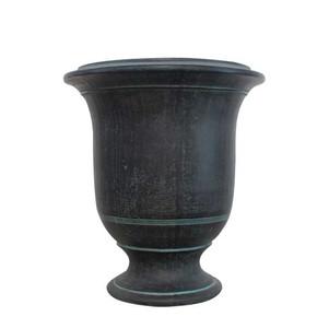 P2363 Anduze Textured Urn Medium