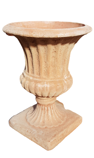 RL4340 Fluted French Urn