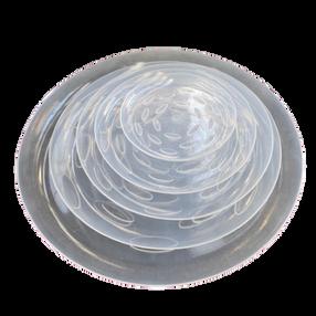 Round Plastic Saucer