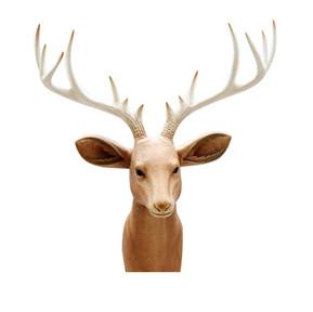 P2218 Arctic Deer Head