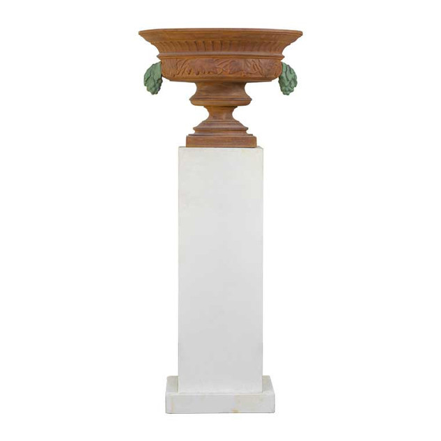 P6203 Val D' Osne Grape Urn & Plinth