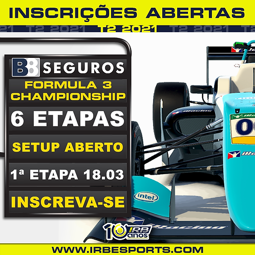 B8 Seguros Formula 3 Championship