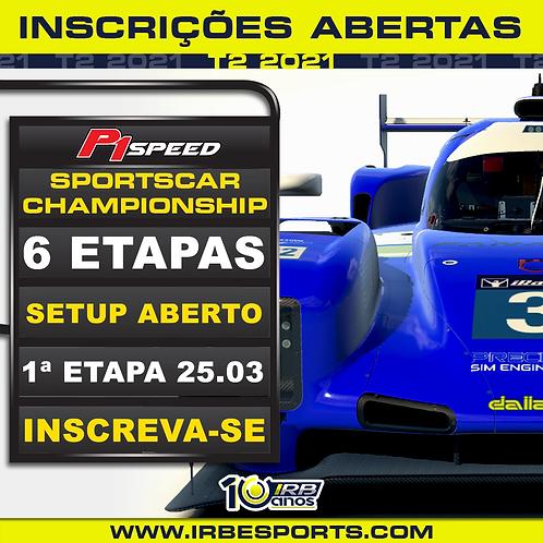 P1 Speed Sportscar Championship