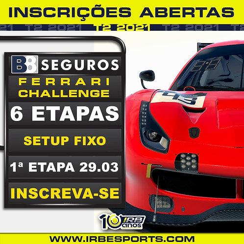B8 Seguros Ferrari Challenge