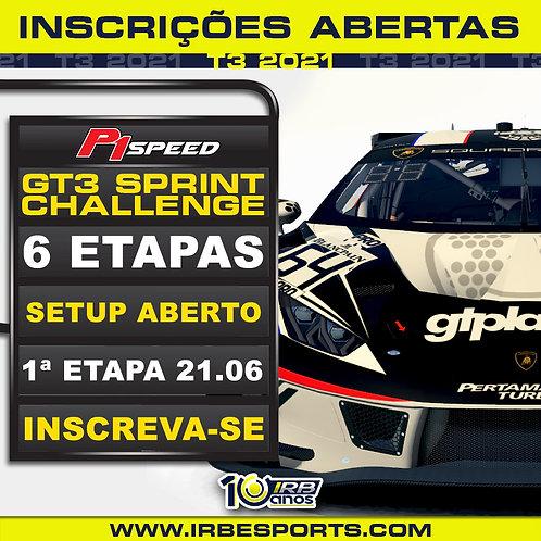 P1 Speed GT3 Sprint Challenge