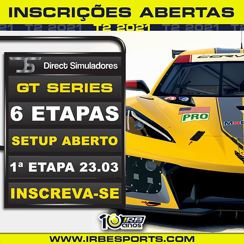 Direct Simuladores GT Series