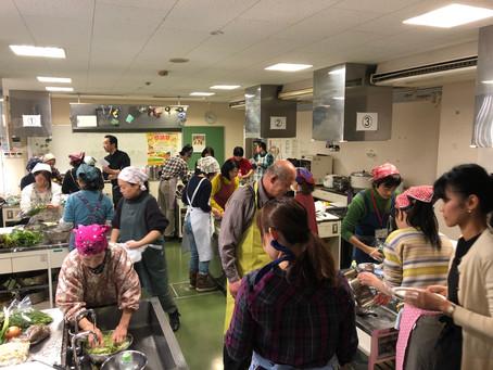 【イベント】料理教室