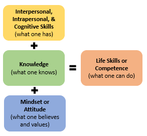 How does teaching life skills through sport contribute to the Sustainable Development Goals?