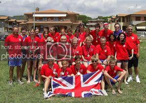 British Biathle Team Visits Cape Town