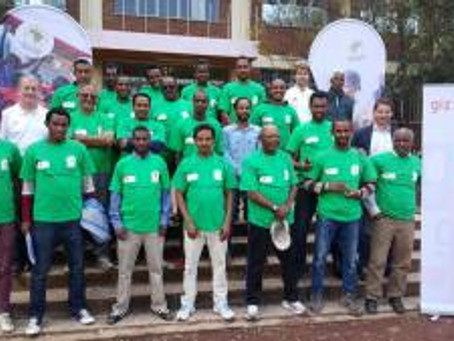 Cooperation on Sport2Work Manual for Ethiopia