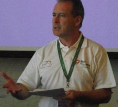 Former Triathlon CEO Norman Brook a Teacher First