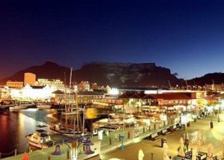 Cape Town Voted Best City