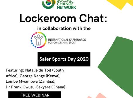 Safer Sport Day Africa Webinar