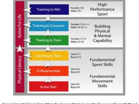 Foundations for Talent (Sporting Talent 4)