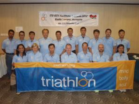 Training the Triathlon Trainers in Asia