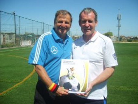 GIZ YDF Disability Inclusive Football Manual Launched in Cape Town