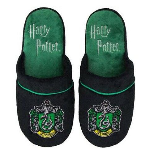 Harry Potter Slippers - Slytherin