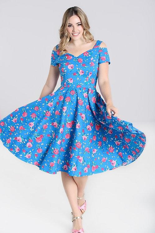 Hell Bunny Chantilly 50's Dress