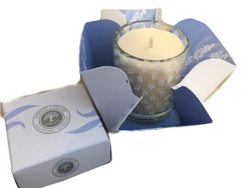 Wild Olive Luxury Glass Candle - Relax Lavender