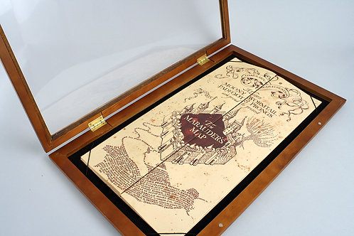 Harry Potter Marauders Map Replica Case (Case Only)