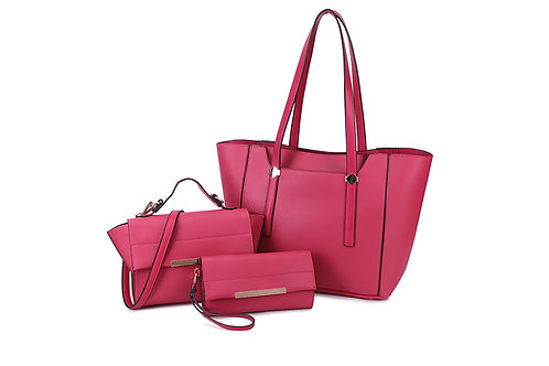 Women's Shoulder,  Handbag & Purse Set 96603