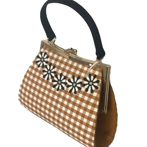 Ruby Shoo Mendoza Ochre Hand Bag