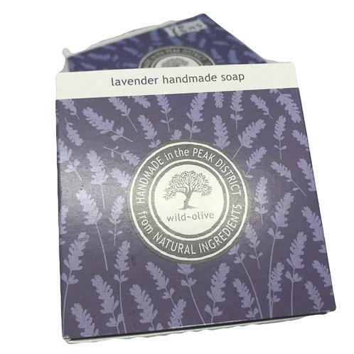 Wild Olive Handmade Vegan Soap - Lavender