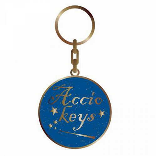 Harry Potter Accio Keyring