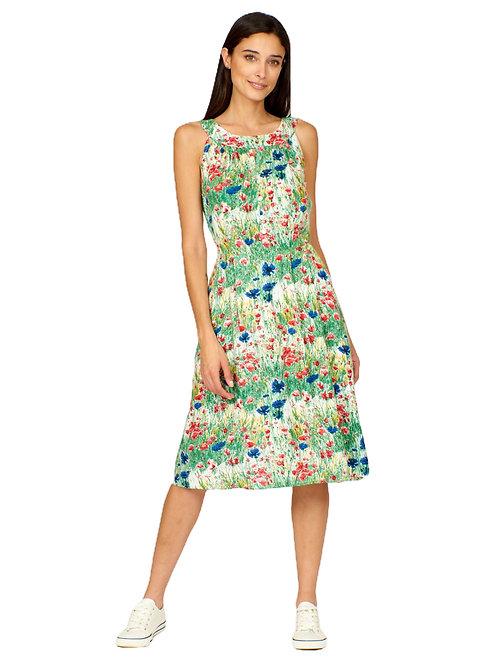 Pretty Vacant Esme Wild Flower Print Dress