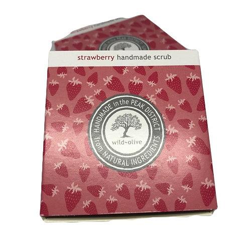 Wild Olive Handmade Vegan Soap - Rose and Geranium