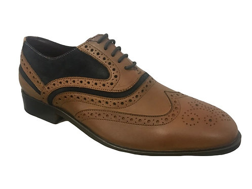 Cavani Harry Tan Signature Men's Shoe