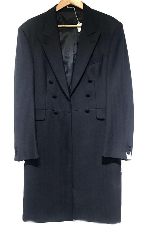 Navy 3/4 Frock Coat