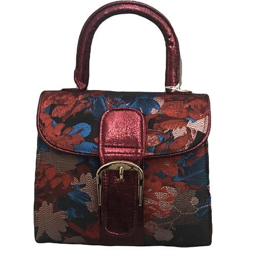 Ruby Shoo Riva Russet Handbag