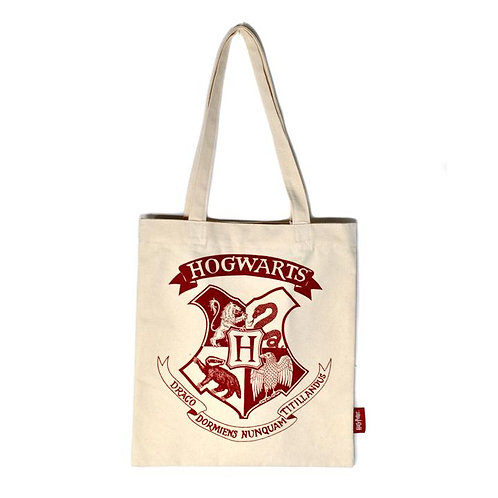 Harry Potter Shopper Bag - Hogwarts