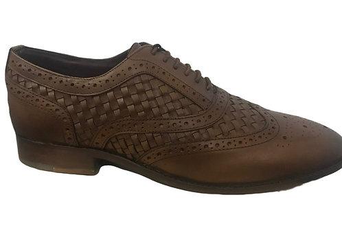 Cavani Orion Tan Signature Shoes