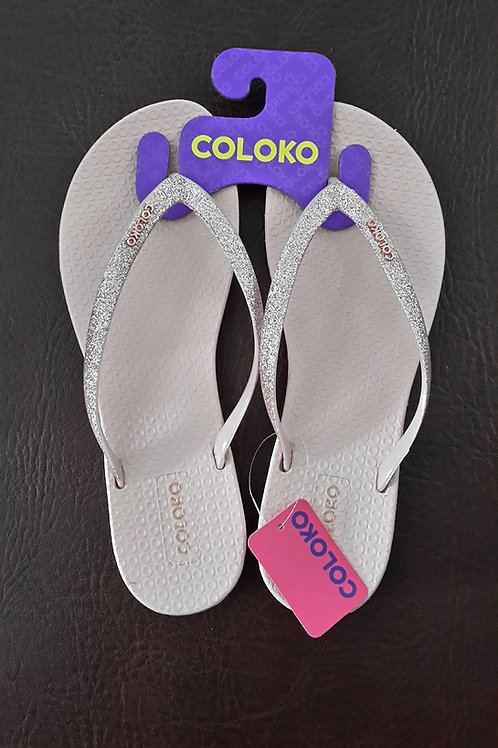 Coloko Flip Flops Blush Orchid