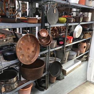 Antique - Cast Iron & Coakbrookdale A2