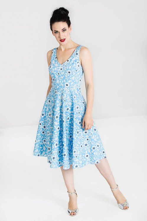 Hell Bunny Daphne 50's Dress
